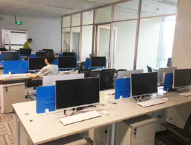 广东某办公室X6案例
